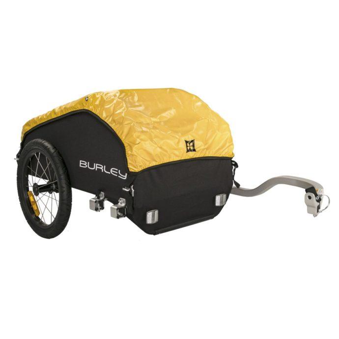 Burley - Nomad Trailer, cykelvagn för utrustning-1