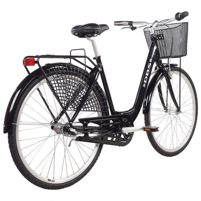 DBS - Classic 923 19, Stadscykel Usx, Grå.3