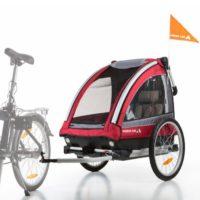 Nordic Cab - Barn- och Cykelvagn Explorer 2 i 1.2