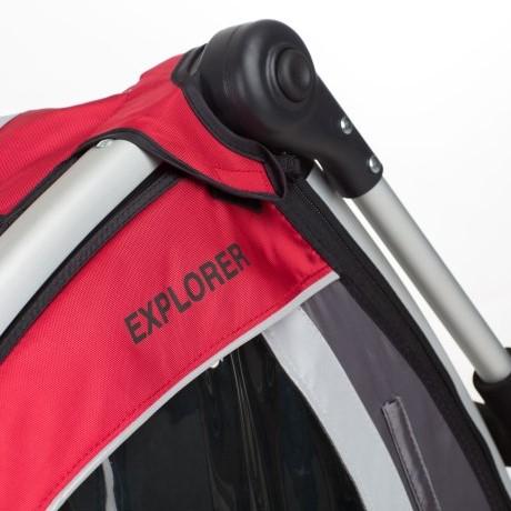 Nordic Cab - Barn- och Cykelvagn Explorer 2 i 1.3