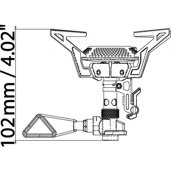 Primus - Powertrail Stove Piezo Reg.2