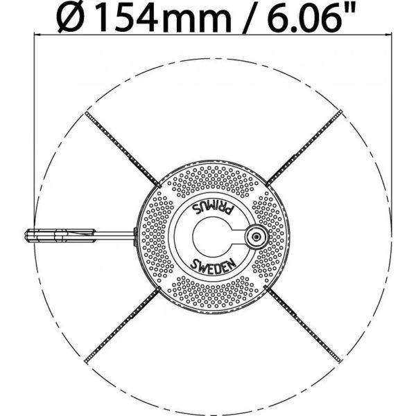 Primus - Powertrail Stove Piezo Reg.3