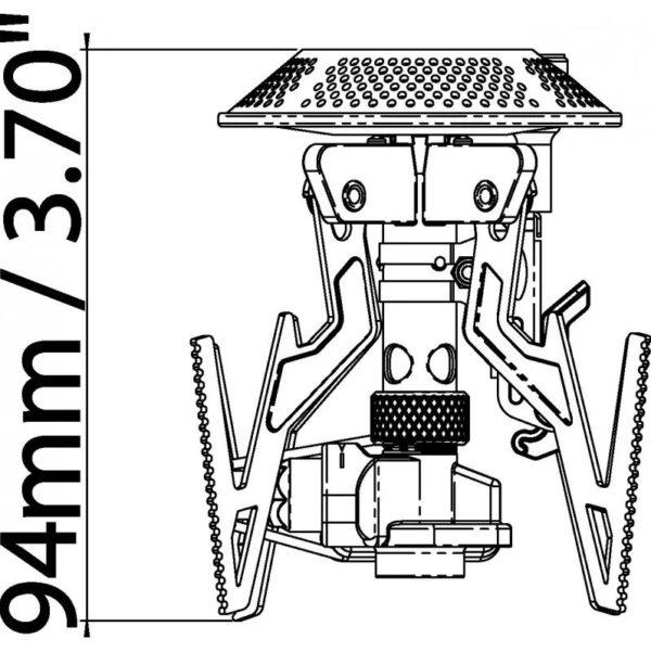 Primus - Powertrail Stove Piezo Reg.4
