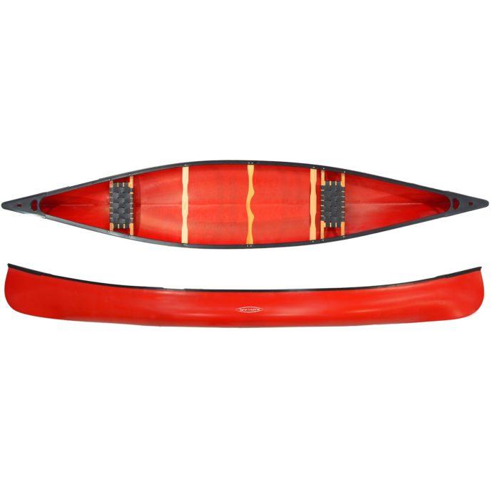 Tahe Marine - Dakota 2017 PE, kanot, Röd.1