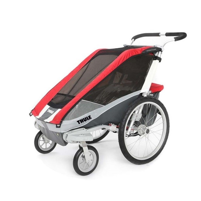 Thule - Cykelvagn Chariot Cougar 2-2