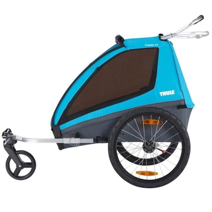Thule - Cykelvagn Coaster XT-2