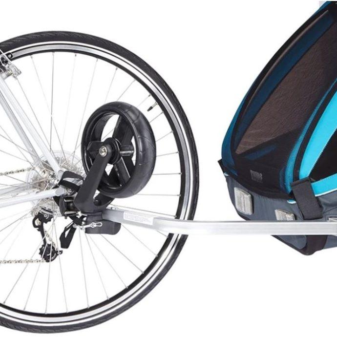 Thule - Cykelvagn Coaster XT-4