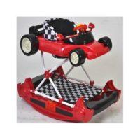 2Me lära-gå-stol Ferrari med gung