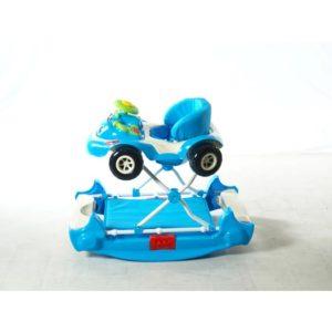 blå - Lära gå stol