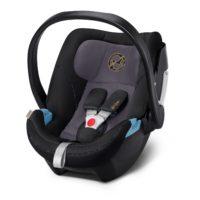 Aton 5 Babyskydd Premium Black - Bilbarnstolar