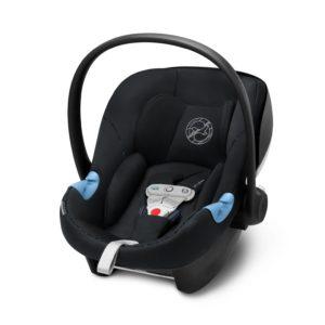 Aton M i-Size Babyskydd Urban Black - Bilbarnstolar