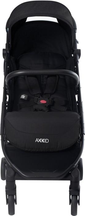 Axkid Life Sulky (svart) - Resevagn