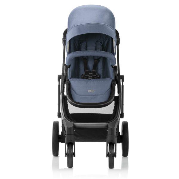 B-Ready Barnvagn Blue Denim - Brio Barnvagn