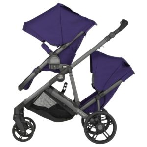 B-Ready Barnvagn Mineral Purple - Brio sittvagn