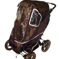 BOZZ Regnskydd All Weather - regnskydd barnvagn