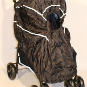BOZZ Regnskydd Basic - regnskydd barnvagn