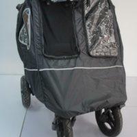 BOZZ Regnskydd Tvillingvagn All Weather - regnskydd barnvagn