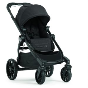 Baby Jogger City Select LUX Sittvagn (Granite) - Sittvagn