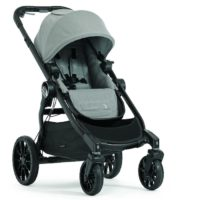Baby Jogger City Select LUX Sittvagn (Slate) - Sittvagn