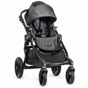 Baby Jogger City Select Sittvagn (Grå Grafit Denim) - Sittvagn