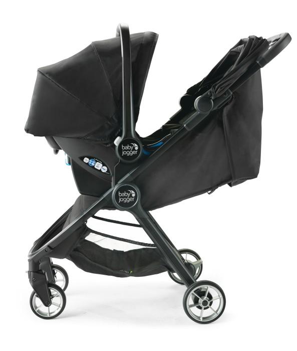Baby Jogger City Tour 2 Sittvagn (Jet) - Resevagn
