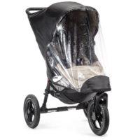 Baby Jogger Regnskydd till City Elite (Transparent) - regnskydd barnvagn