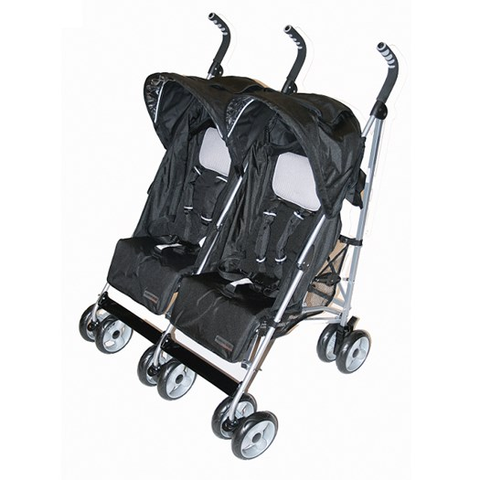 Basson Baby Travel Twin paraplysulky