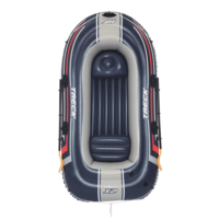 Bestway Hydro-Force Uppblåsbar båt Treck X2 Set 255x127 cm 61068 - uppblåsbar båt