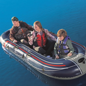 Bestway Hydro-Force Uppblåsbar båt blå 61066 - uppblåsbar båt