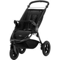 Britax B-Motion 3 Plus + sufflettkit VALFRI FÄRG - Barnvagnspaket