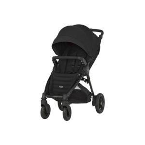 Britax B-Motion 4 Plus + sufflettkit VALFRI FÄRG - Barnvagnspaket
