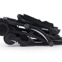 Bumprider Connect Sittvagn (Black) - Resevagn