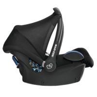 CabrioFix Babyskydd + EasyFix Bas Black Diamond - Bilbarnstolar