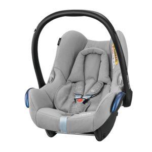 CabrioFix Infant Carrier Nomad Grey - Bilbarnstolar