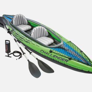 Challenger K2 Kayak - Luftkajak