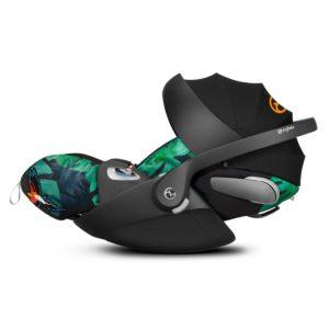 Cloud Z i-Size Babyskydd Fashion Edition Birds of Paradise - Bilbarnstolar