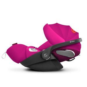 Cloud Z i-Size Babyskydd Passion Pink - Bilbarnstolar