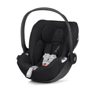 Cloud Z i-Size Babyskydd med SensorSafe® Stardust Black - Bilbarnstolar