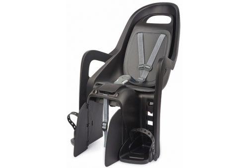 Cykelsits Polisport Groovy Maxi Pakethållarfäste svart/grå - Cykelstol test 2019 - Här finner du allt du behöver veta