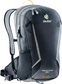 Deuter Race EXP Air Backpack black (2019) - lättviktsryggsäck