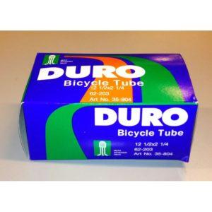 Duro Slang med cykelventil (10 tum) - slang till barnvagn
