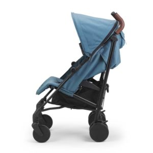 Elodie Details Stockholm Stroller Sulky 3.0 (Pretty Petrol) - Resevagn