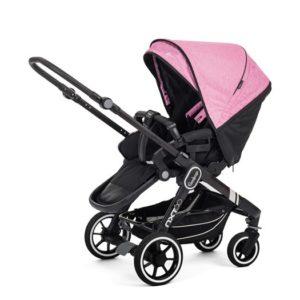Competition pink - Vändbara sittvagnar