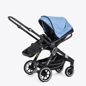 Competition blue - Emmaljunga sittvagn