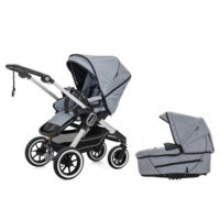valfri färg - Barnvagnspaket