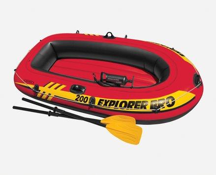 Explorer Pro 200 Boat Set - uppblåsbar båt