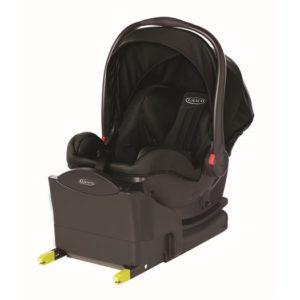 Graco Snugride i-Size babyskydd + bas