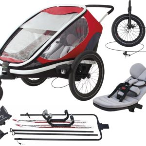 Hamax Outback 2 in 1 Sportpaket