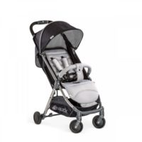 Hauck Swift Plus Sulky (Silver/charcoal) - Resevagn