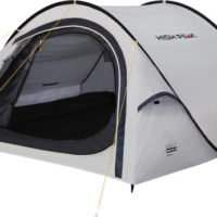 High Peak Boston 3 Tent aluminium/dark grey (2019) - Pop-up tält